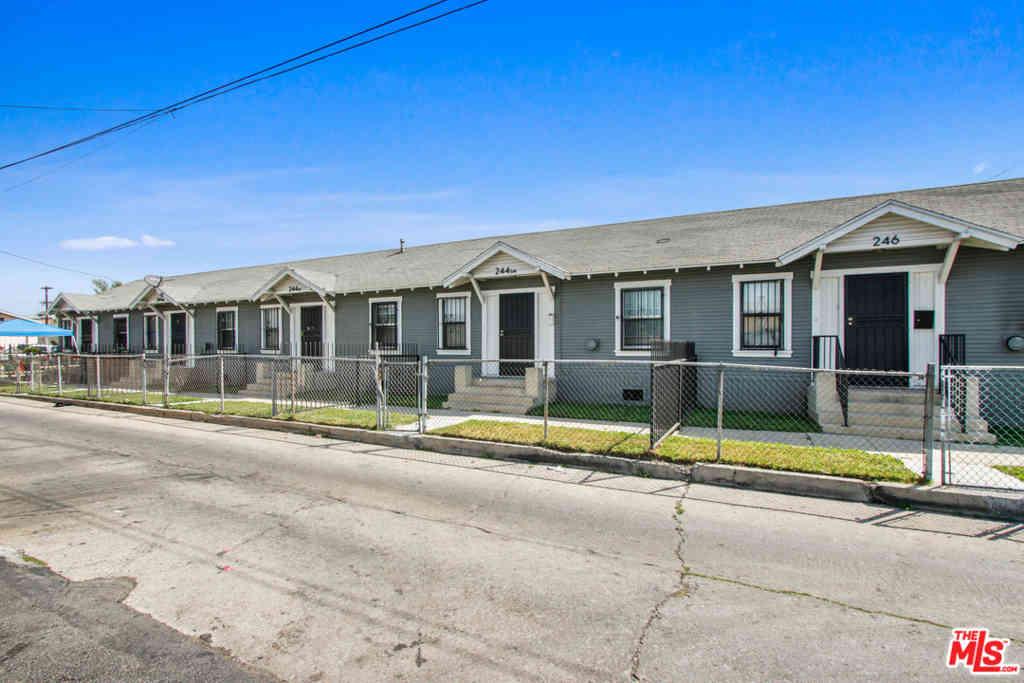 244 W 71St Street, Los Angeles, CA, 90003,