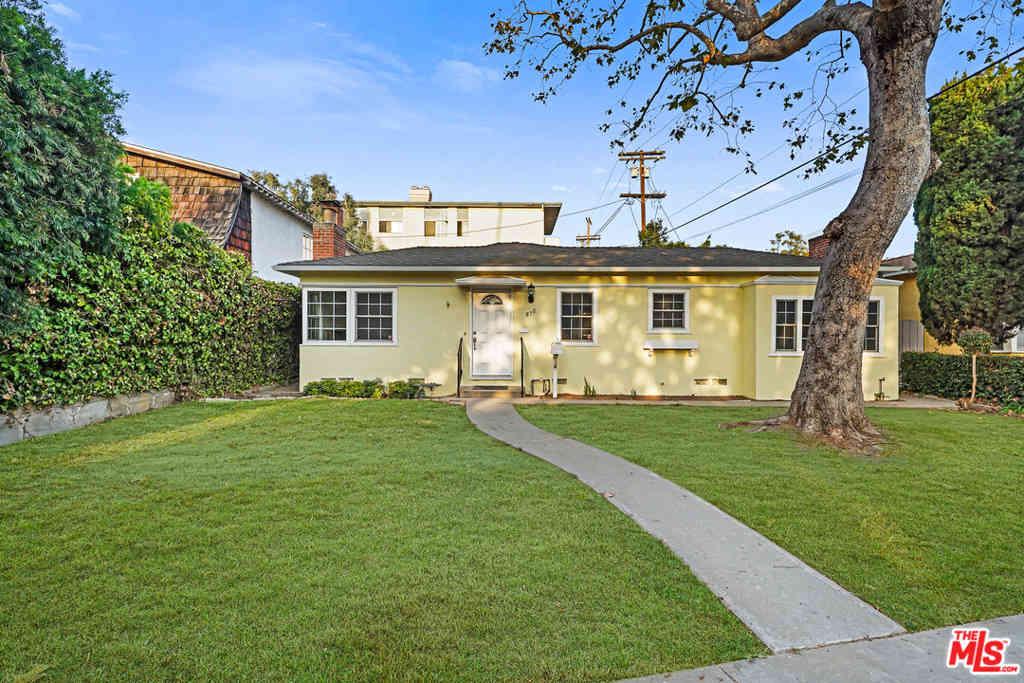 818 Wellesley Avenue, Los Angeles, CA, 90049,