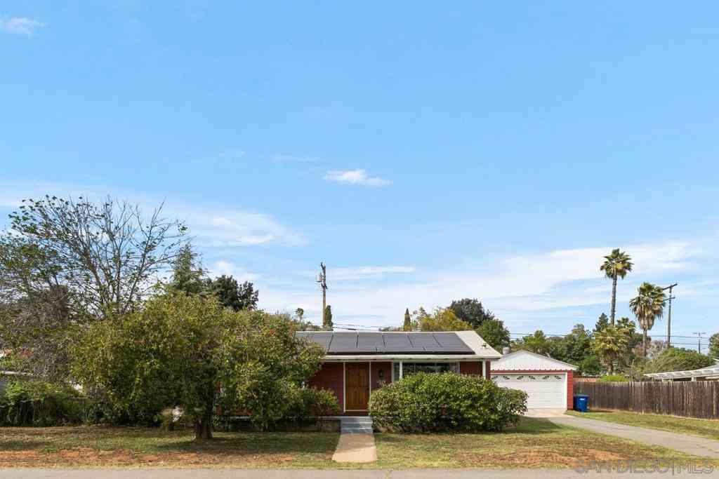1264 Dawnridge Ave, El Cajon, CA, 92021,