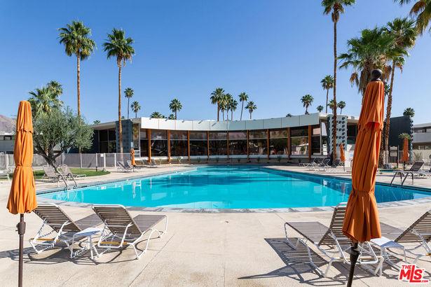 1111 E Palm Canyon Drive #118