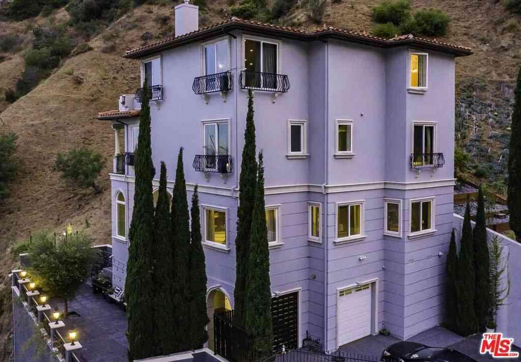 2063 Wattles Drive, Los Angeles, CA, 90046,