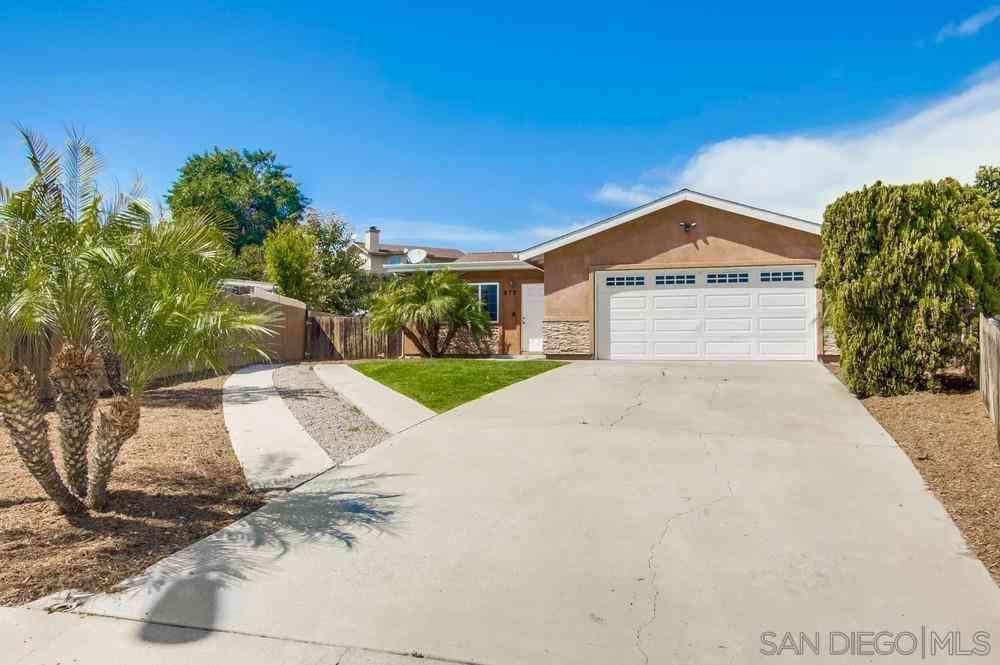 972 Osage St, San Diego, CA, 92114,