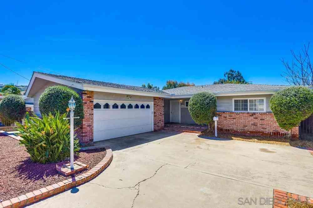 4254 Olive Ave, La Mesa, CA, 91941,