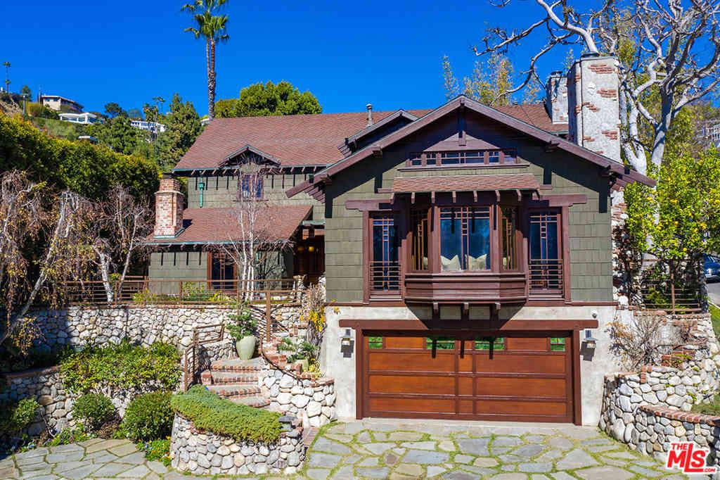 9201 Flicker Way, Los Angeles, CA, 90069,