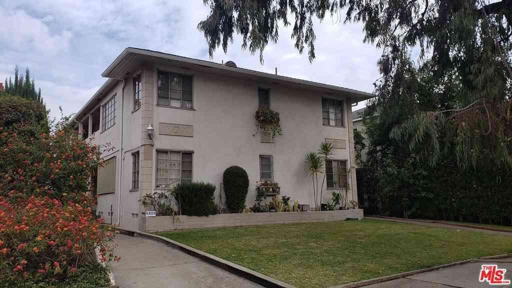 5809 W Olympic Boulevard, Los Angeles, CA, 90036,