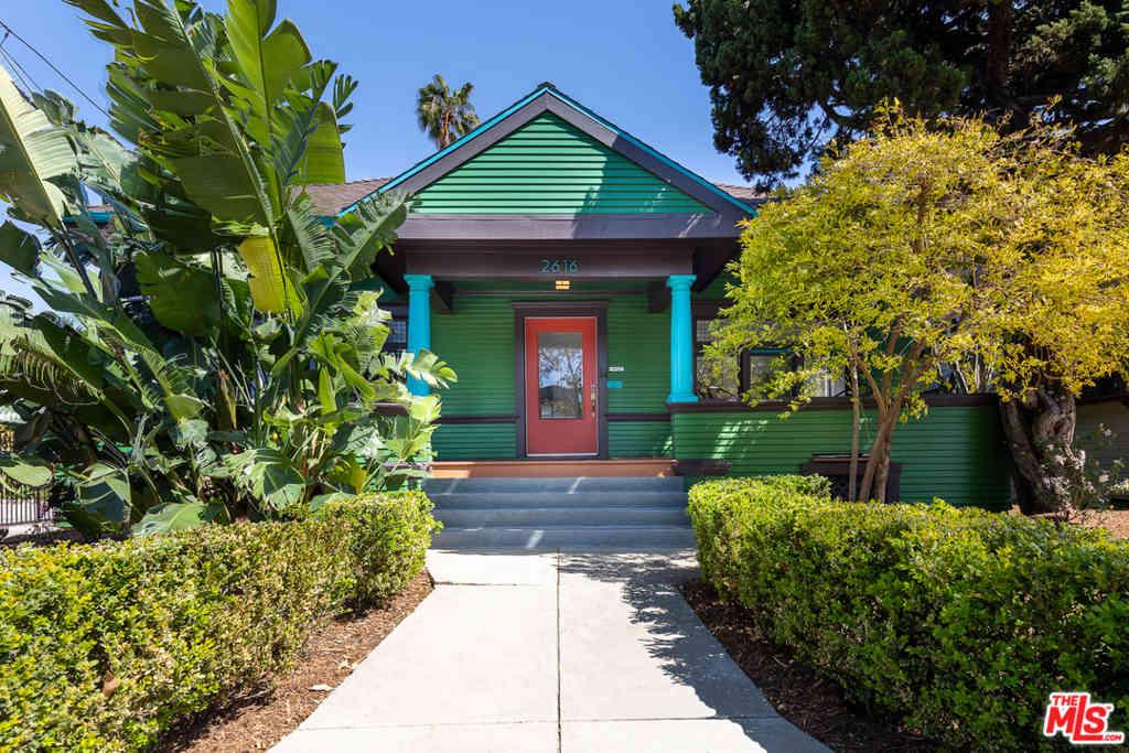 2616 Dalton Avenue, Los Angeles, CA, 90018,