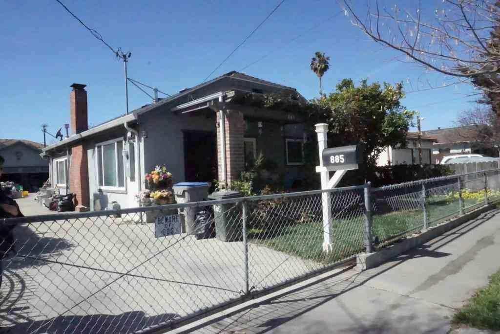 885 14th Street, San Jose, CA, 95112,