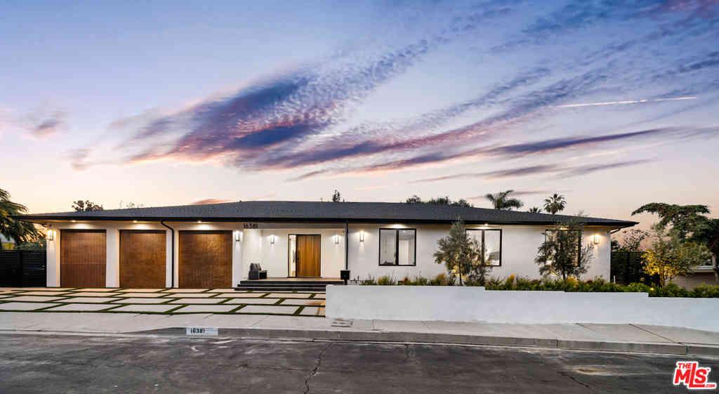 16381 Sloan Drive, Los Angeles, CA, 90049,