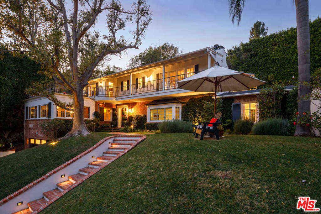 1249 N Wetherly Drive, Los Angeles, CA, 90069,