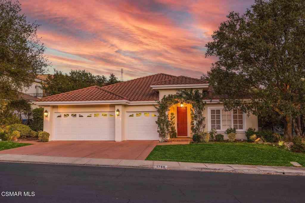 1768 Sandcroft Street, Lake Sherwood, CA, 91361,