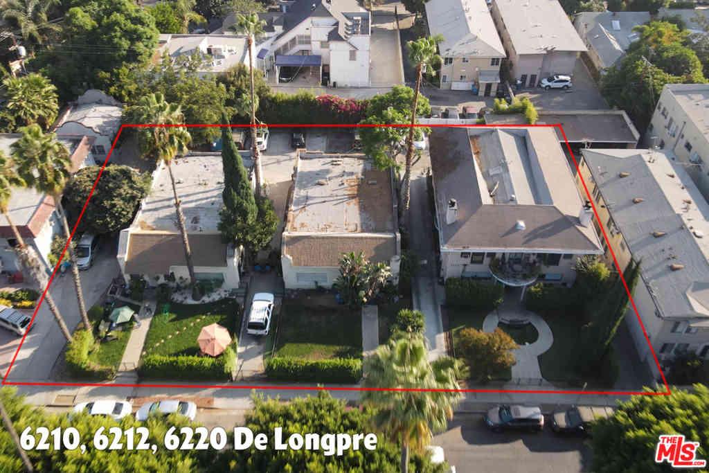 6214 De Longpre Avenue, Los Angeles, CA, 90028,