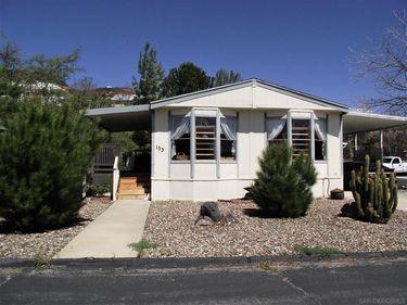 35109 Highway 79 #UNIT#152 / SPC #153, Warner Springs, CA, 92086,