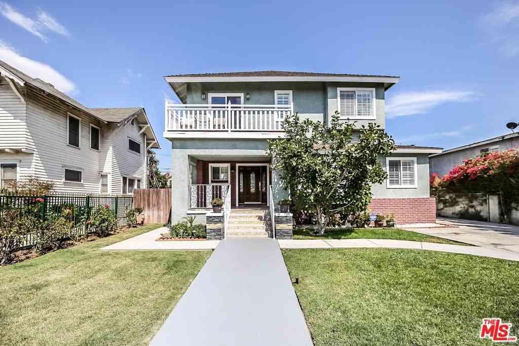 1738 5Th Avenue, Los Angeles, CA, 90019,