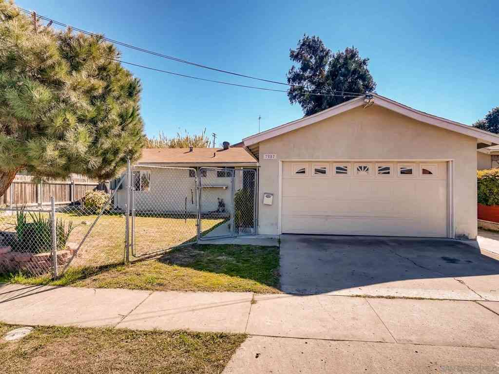 7887 Hunthaven Rd, San Diego, CA, 92114,