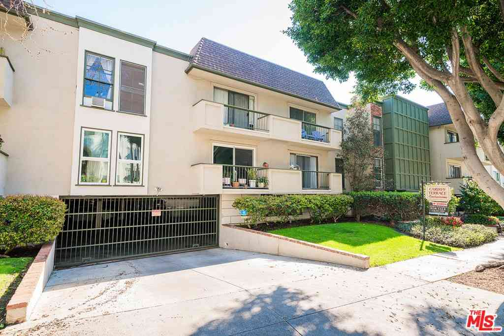 3640 Cardiff Avenue #109, Los Angeles, CA, 90034,