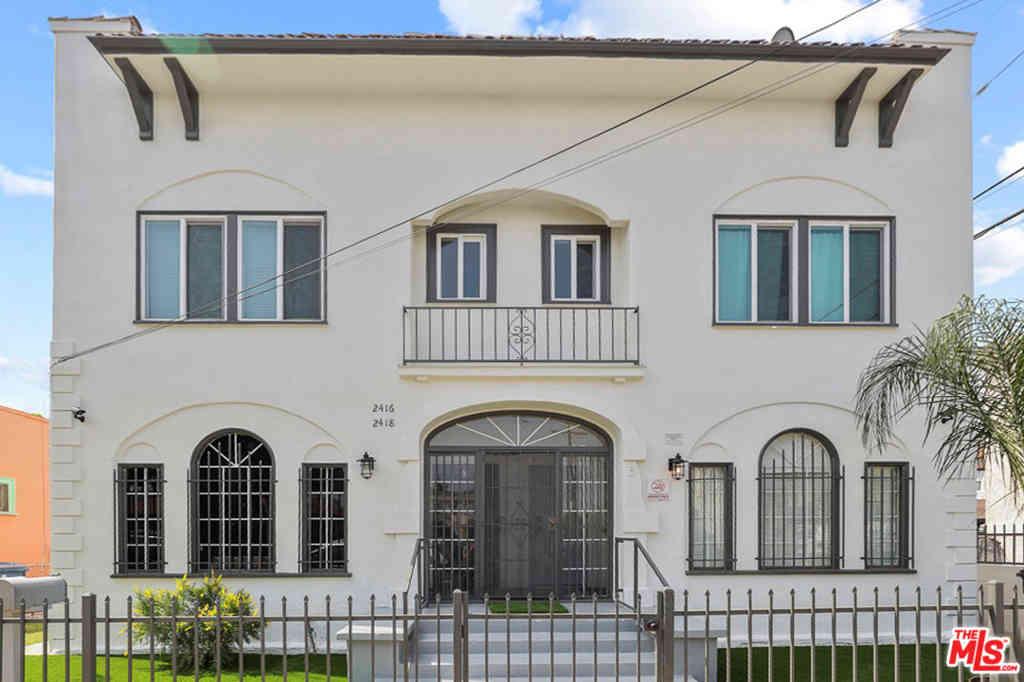 2416 E Boulder Street, Los Angeles, CA, 90033,