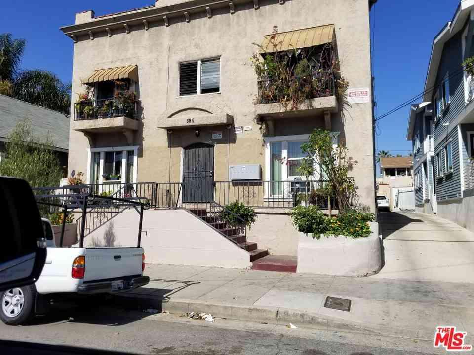 219 N St Louis Street, Los Angeles, CA, 90033,