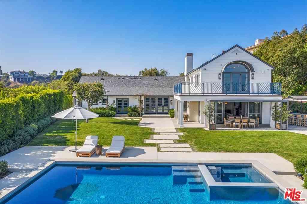 1126 Stradella Road, Los Angeles, CA, 90077,