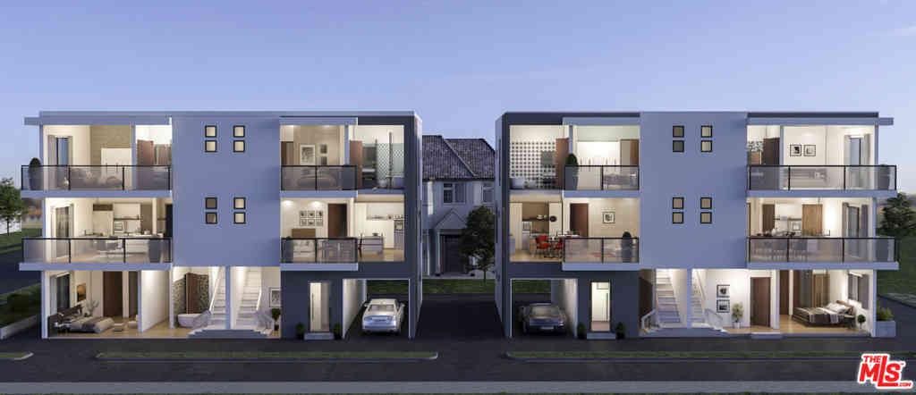 5542 Romaine Street, Los Angeles, CA, 90038,