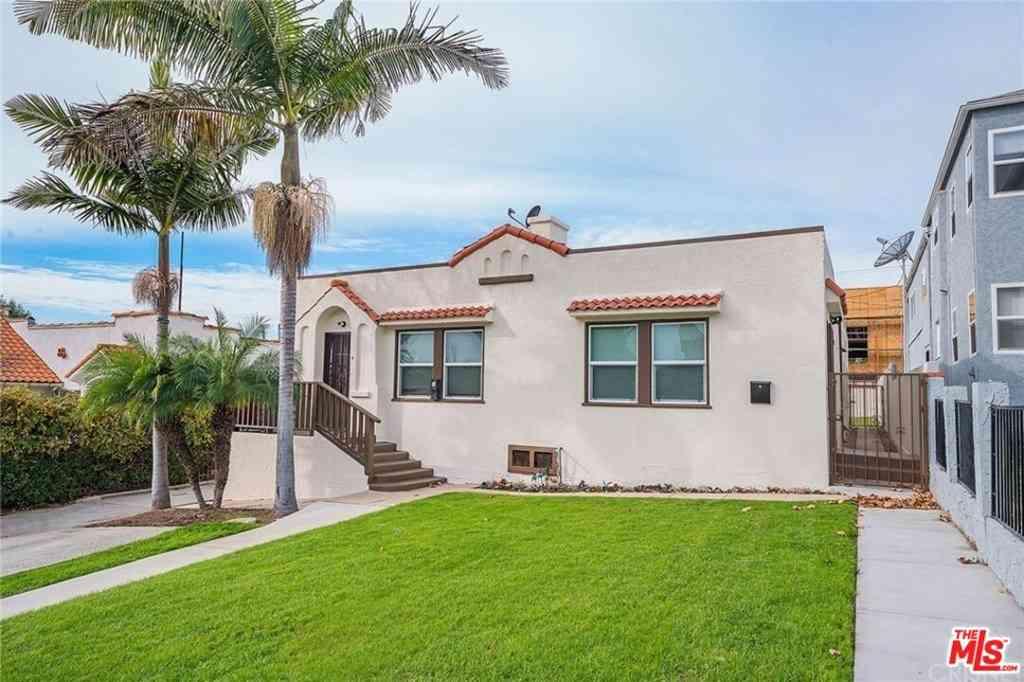 1327 S Tremaine Avenue, Los Angeles, CA, 90019,