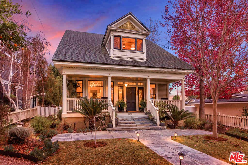 1046 N Garfield Avenue, Pasadena, CA, 91104,