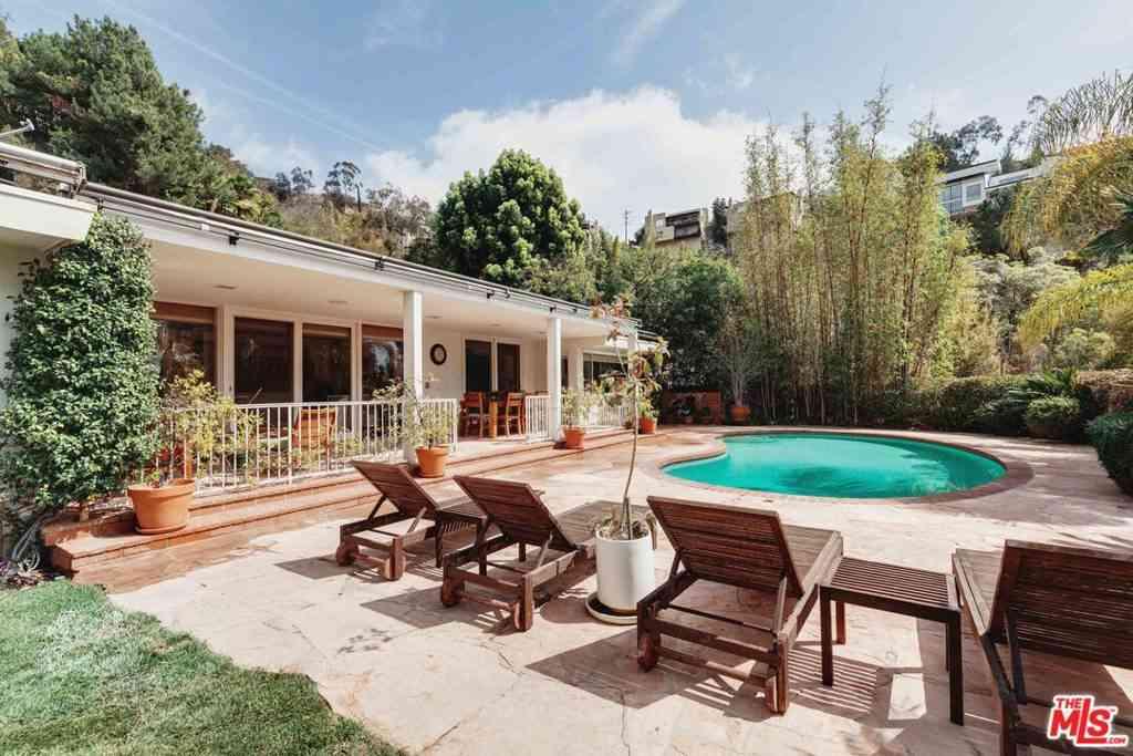 1811 Rising Glen Road, Los Angeles, CA, 90069,