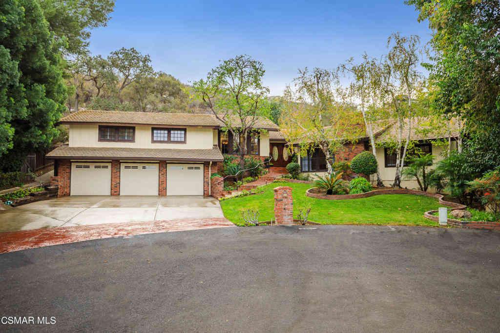4201 Saddlecrest Lane, Westlake Village, CA, 91361,