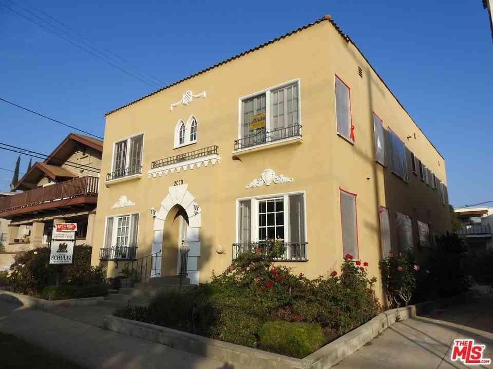 2010 N Commonwealth Avenue, Los Angeles, CA, 90027,