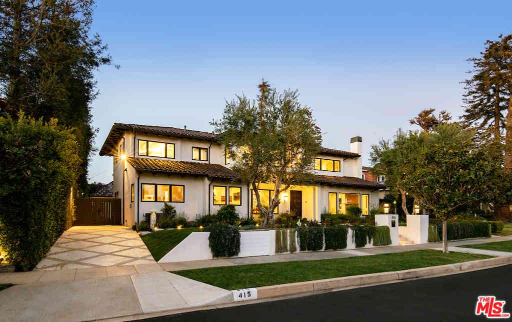 415 Ocampo Drive, Pacific Palisades, CA, 90272,