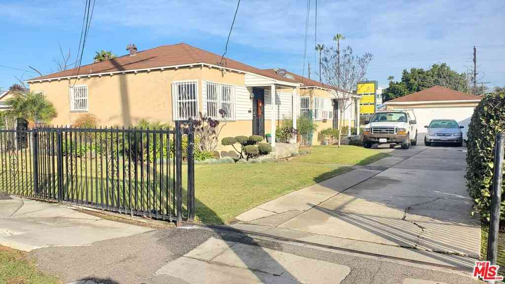 531 W 93Rd Street, Los Angeles, CA, 90044,