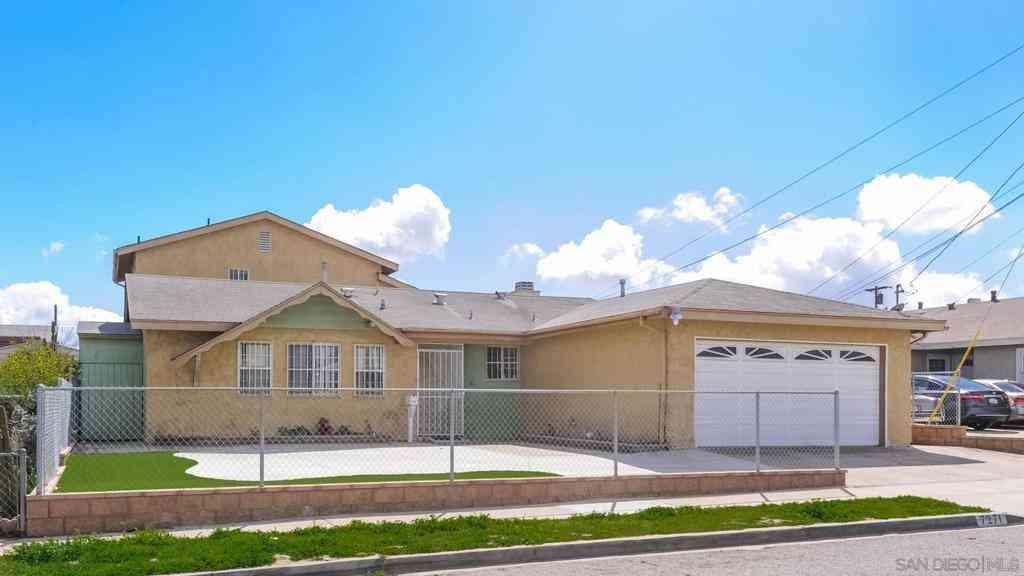 7271 Brookhaven Rd, San Diego, CA, 92114,