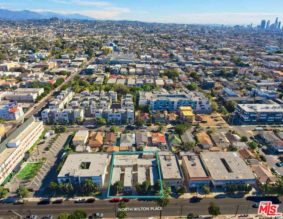 632 N Wilton Place, Los Angeles, CA, 90004,