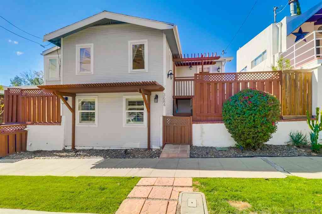 3684 Richmond St., San Diego, CA, 92103,