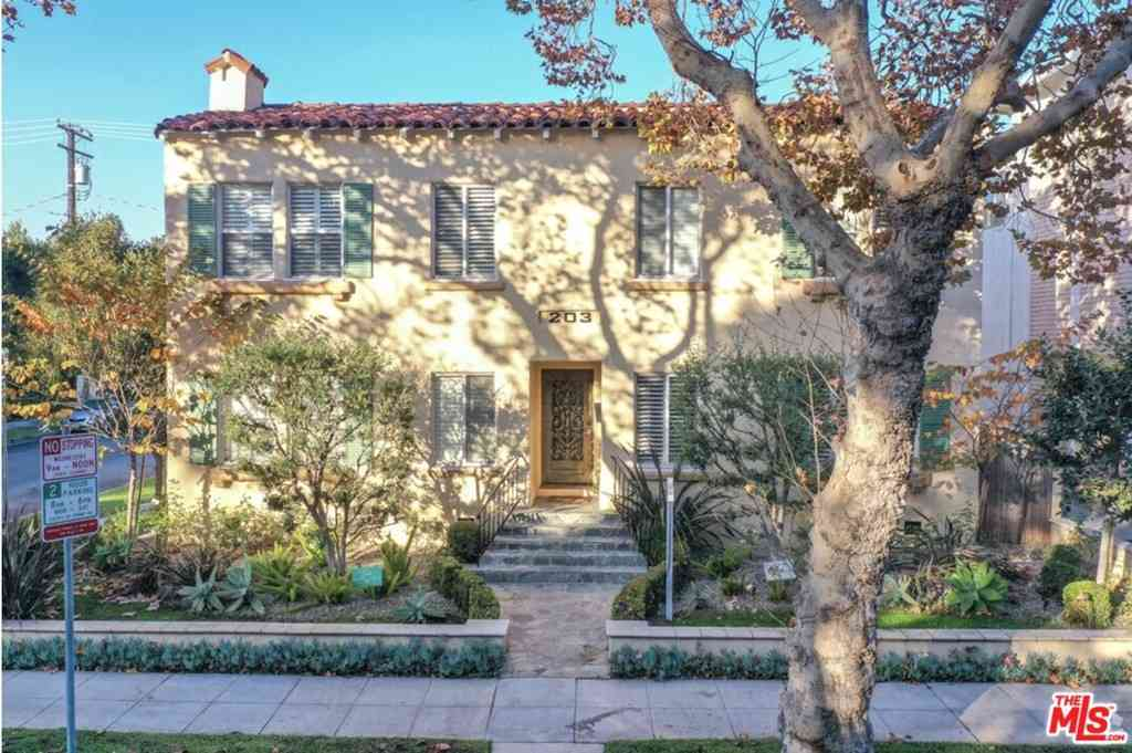 203 N Almont Dr, Beverly Hills, CA, 90211,