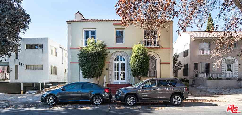 139 S ST ANDREWS Place, Los Angeles, CA, 90004,