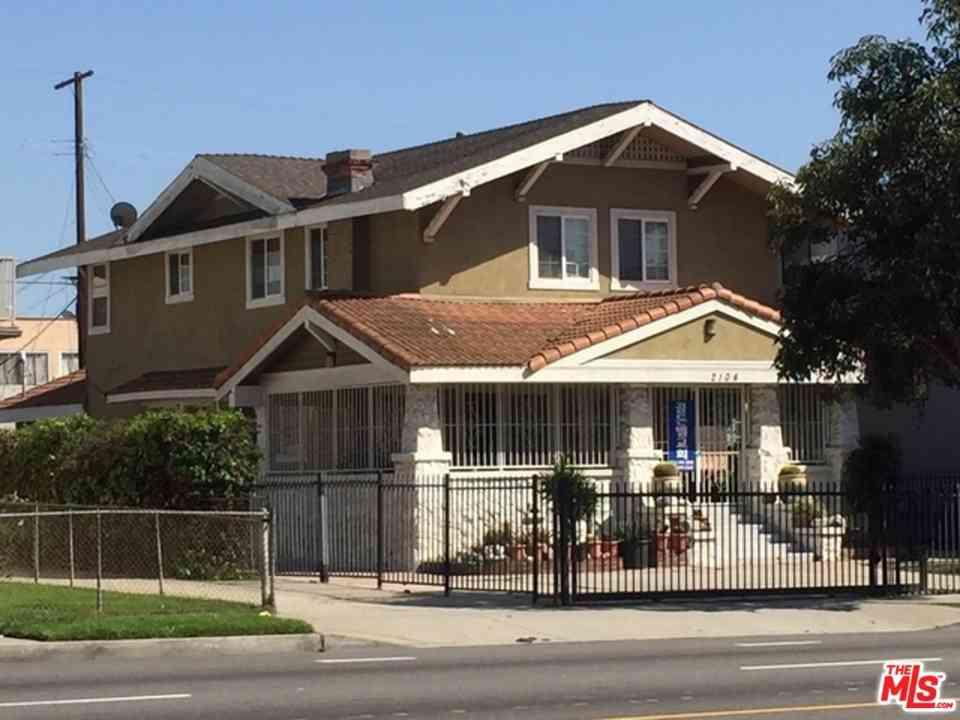 2104 Crenshaw Boulevard, Los Angeles, CA, 90016,