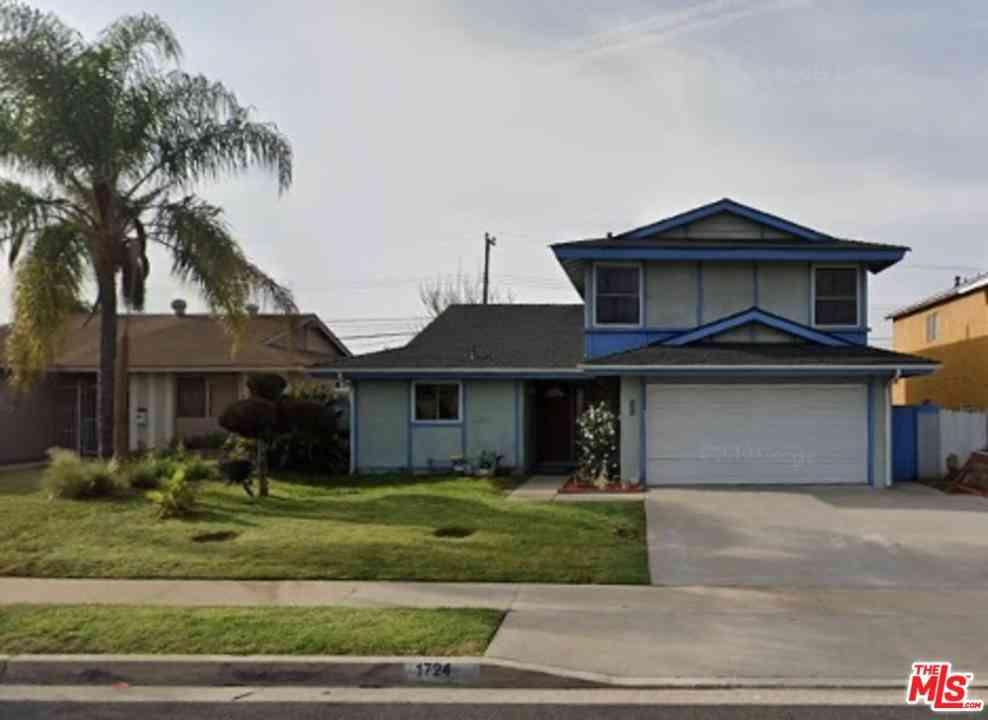 1724 E Helmick Street, Carson, CA, 90746,