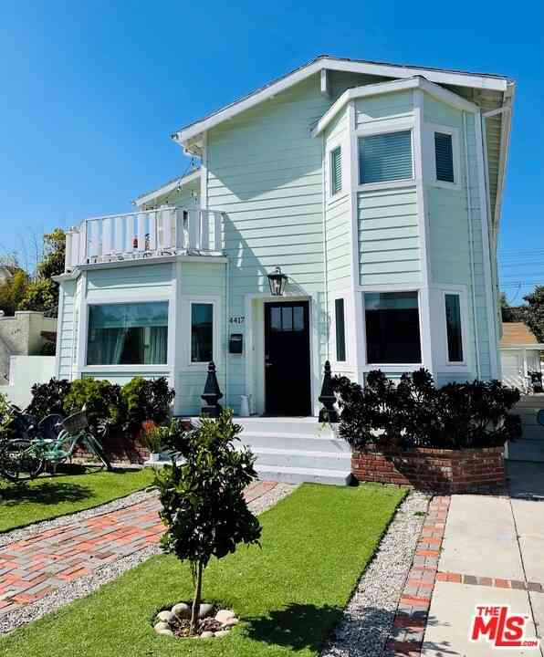 4417 Campbell Drive, Los Angeles, CA, 90066,
