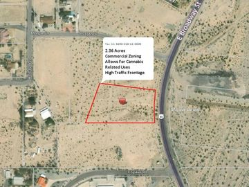 650318 E Broadway Street, Needles, CA, 92363,