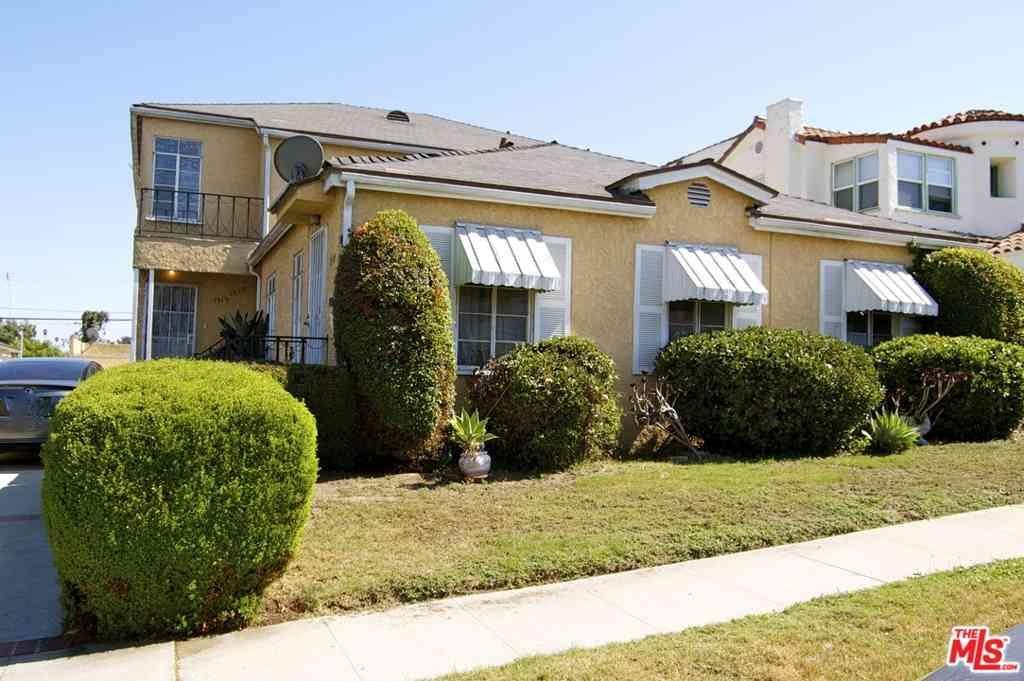 1514 S Sierra Bonita Avenue, Los Angeles, CA, 90019,
