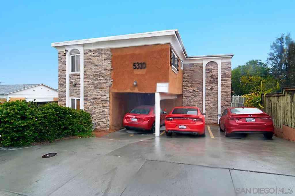 5310 Rex Ave #7, San Diego, CA, 92105,
