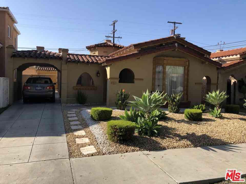4217 S Norton Avenue, Los Angeles, CA, 90008,