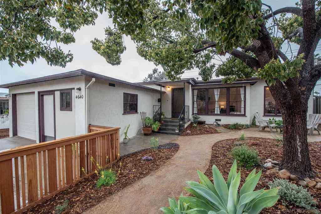 4640 Hinson Pl, San Diego, CA, 92115,