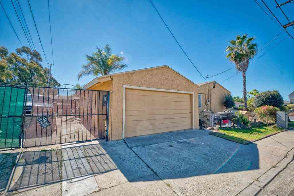 503 S 46th Street, San Diego, CA, 92113,