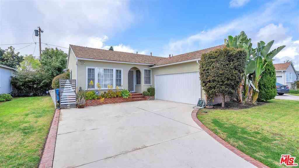 11389 Segrell Way, Culver City, CA, 90230,