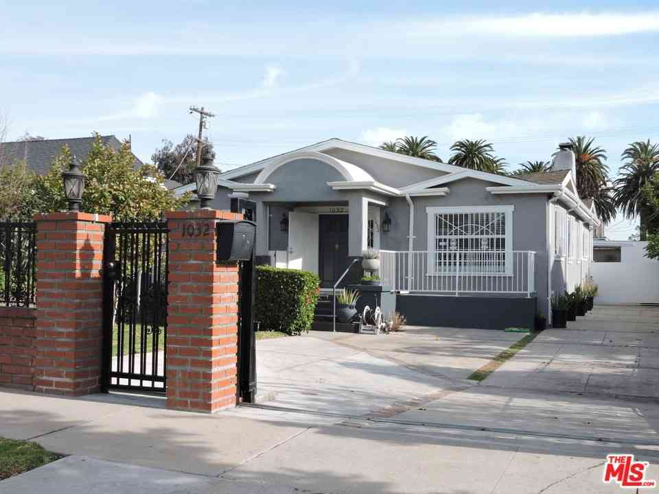 1032 S WINDSOR, Los Angeles, CA, 90019,