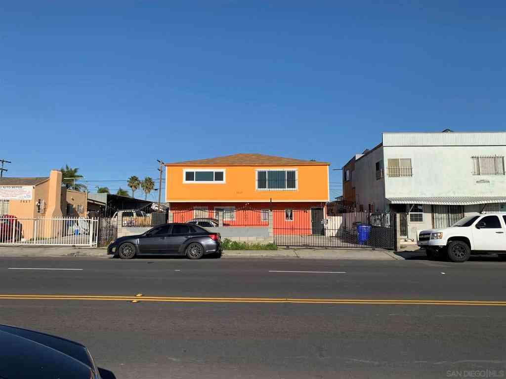 3645 Fairmount Ave, San Diego, CA, 92105,