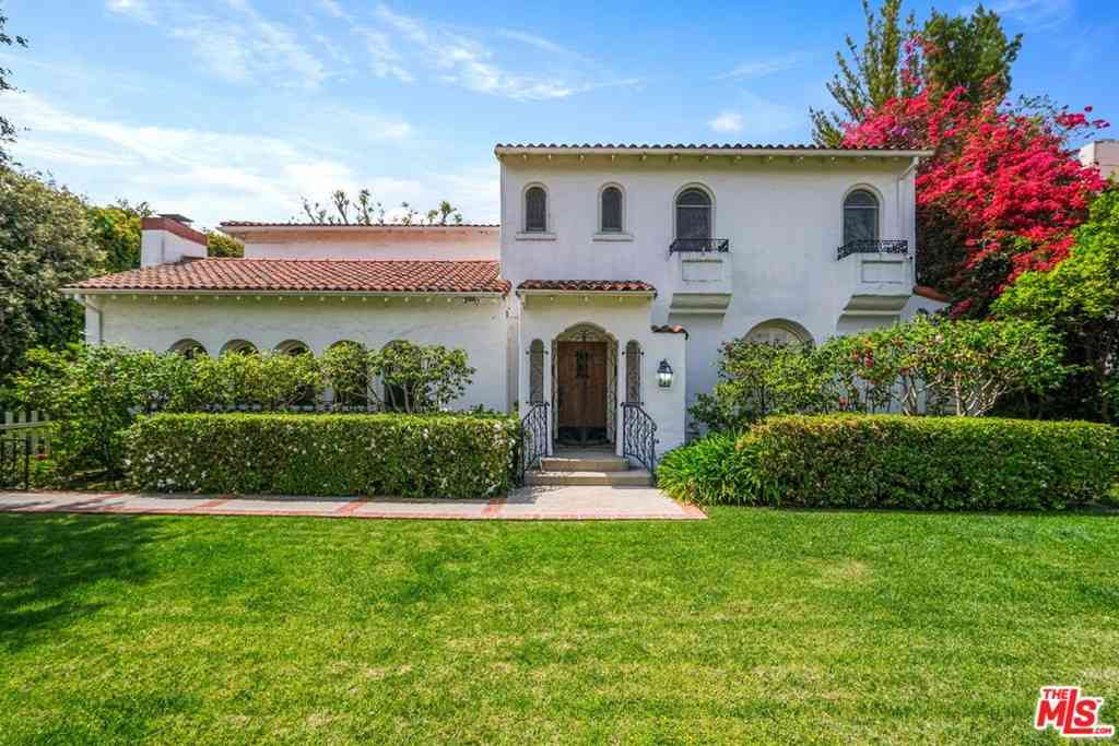 617 N Linden Drive, Beverly Hills, CA, 90210,