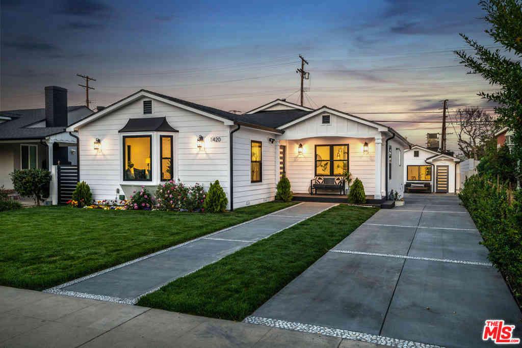 1420 N Pepper Street, Burbank, CA, 91505,