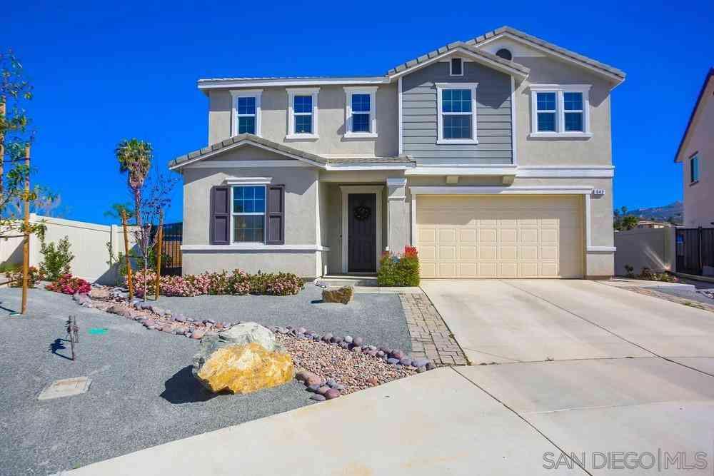542 Bridle Place, Escondido, CA, 92026,